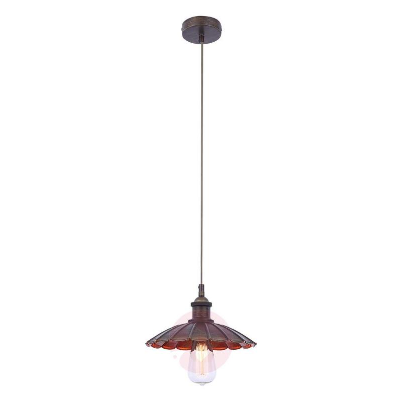 Claudia - a hanging light in vintage style - Pendant Lighting