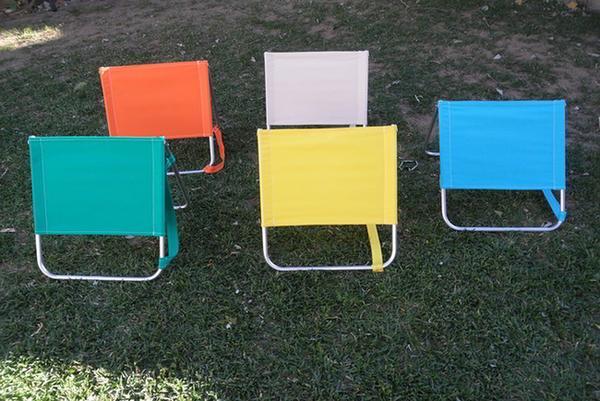 Backboard/chair for beach swimming pool.  -