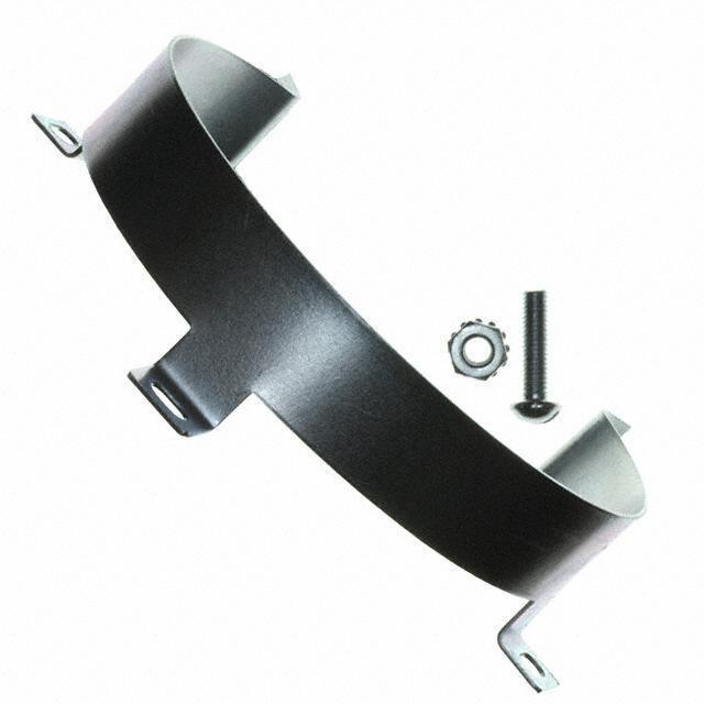 "BRACKET FOR 3.0"" DIA CAP - Cornell Dubilier Electronics (CDE) 125565-11"