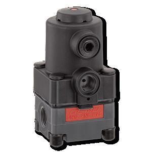 GEMÜ 610 - Válvula de diafragma de accionamiento neumático