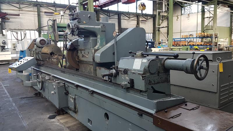 GRINDING MACHINES - Cylindrical Grinding machine NAXOS UNION RT 63/3500