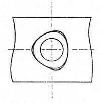 Inserti filettati trilobati TL in acciaio zincato - Inserti filettati trilobati
