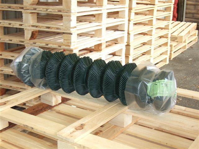 rete ornata - rete recinzione - filo plasticato -
