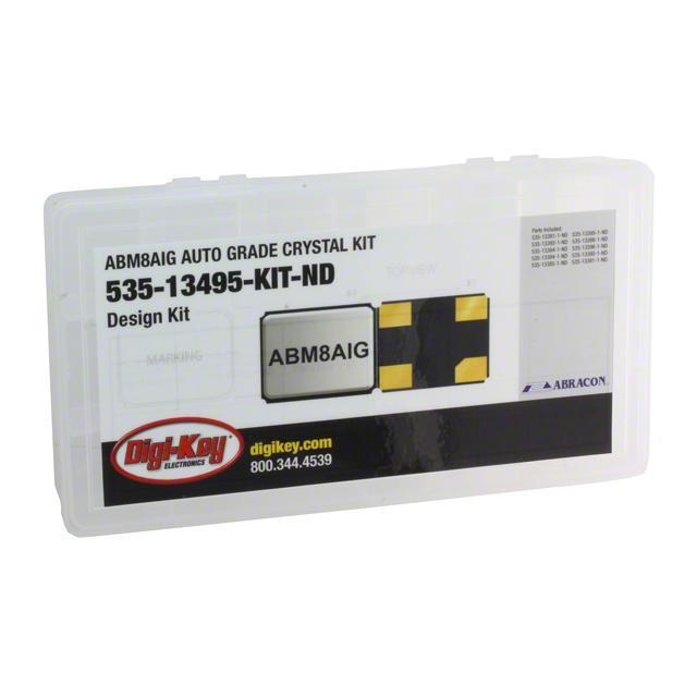 ABM8AIG AUTO GRD CRYSTAL KIT - Abracon LLC 535-13495-KIT