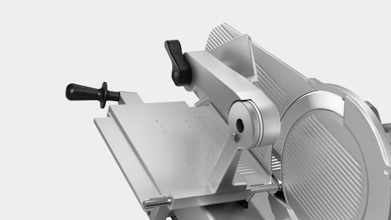 Manual vertical slicer VS 12 FP - slicers