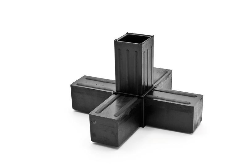 Raccordo 30x30 a cinque vie - Accessori per assemblaggio