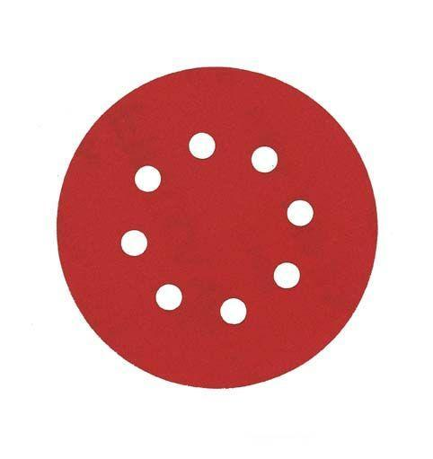 sanding disc SPDD (red) - null