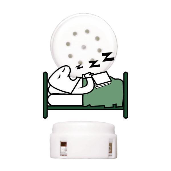 """Snoring"" Sleeping - null"
