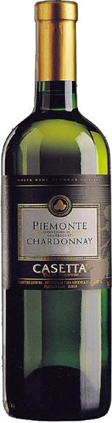 PIEMONTE CHARDONNAY D.O.C - null