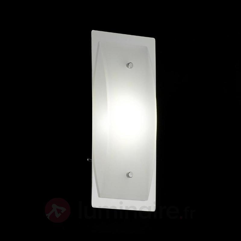 Applique moderne Liana avec LED, à une lampe - Appliques LED