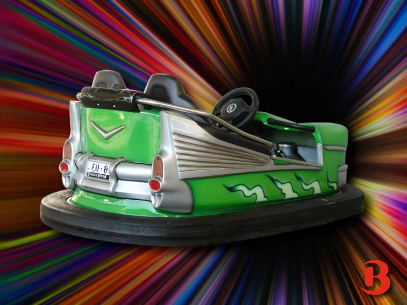 Chevie - Bumper Cars Adult