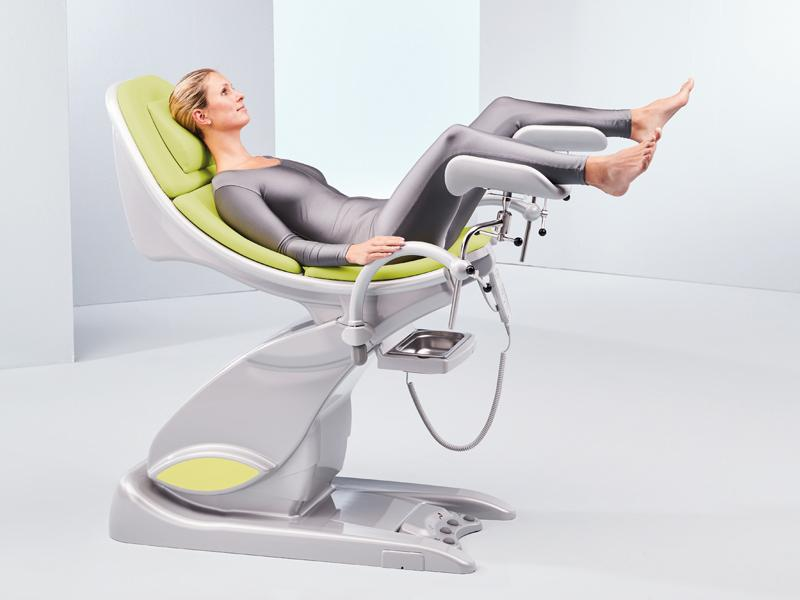 arco - Examination and treatment chair for gynaecology - Medical Equipment - arco