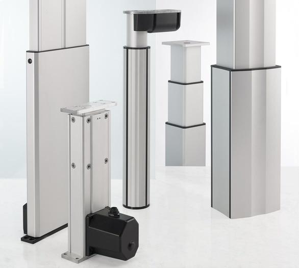 Lifting columns -
