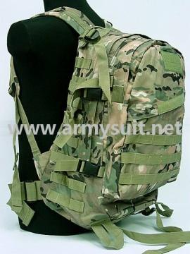 3 Day Molle Assault Backpack Bag Multi Camo - PNS-BP03