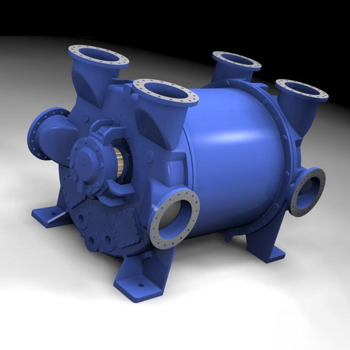 Liquid Ring Compressors - 2BE5 Compressors