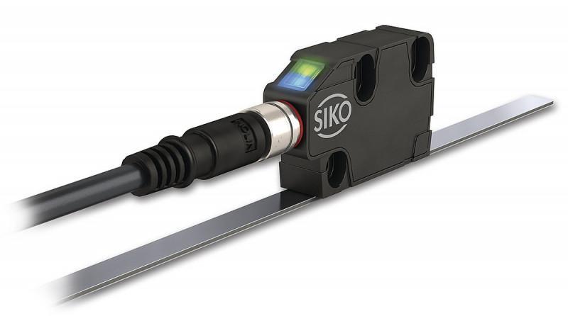 Sensor magnético MSC500 - Sensor magnético MSC500, Sensor compacto, incremental, interfaz digital