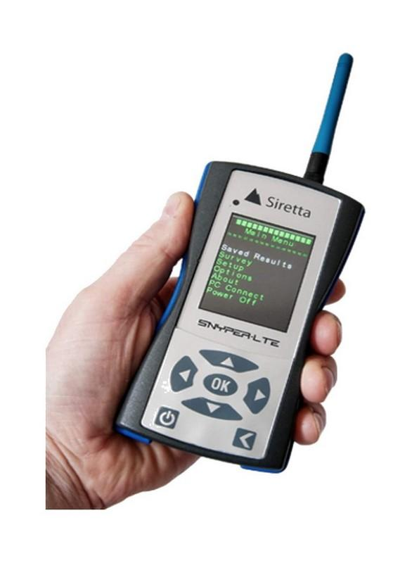 Testeur de réseau SNYPER - Le testeur de réseau GSM
