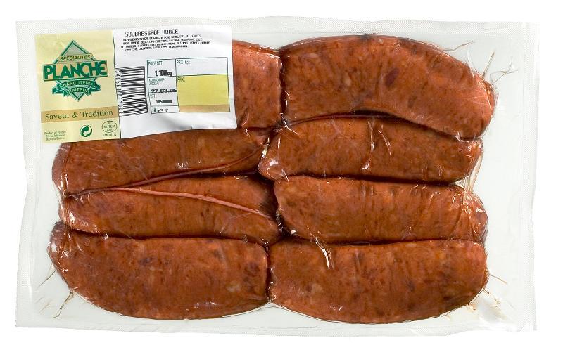 Soubressade douce Traditionnel - Viande et volailles