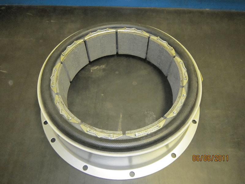 freno pneumatico - bottali manutenzione e ricambi