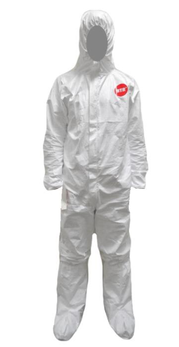 Protective Suit  - Protective Coverall BTR 500H