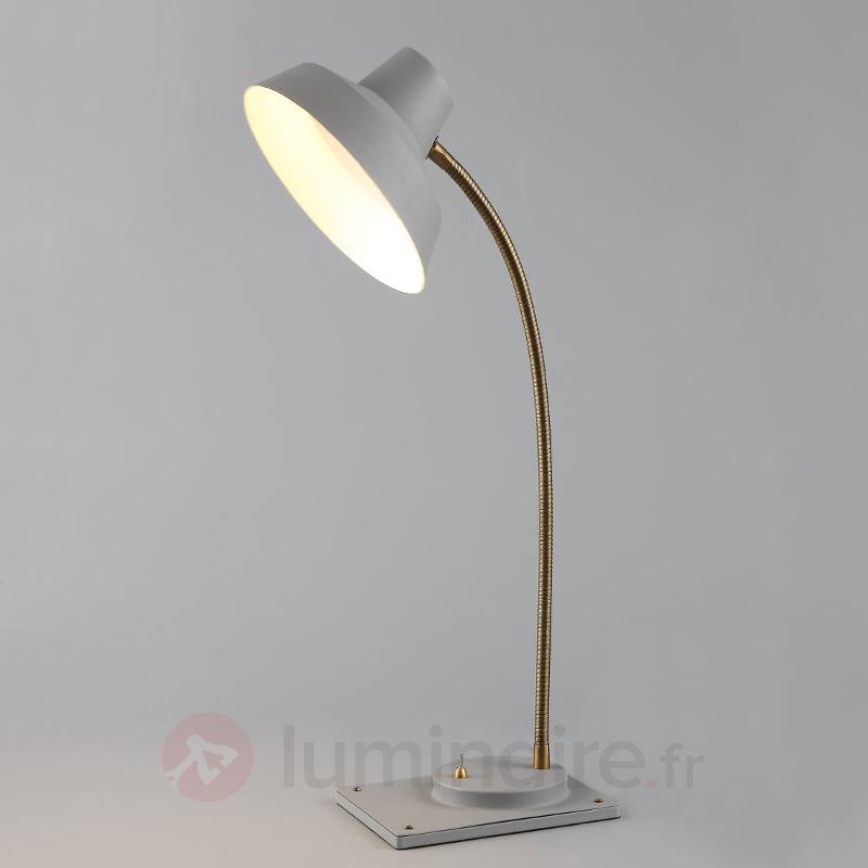 Cayetana - lampe à poser LED au look rétro - Lampes de bureau LED
