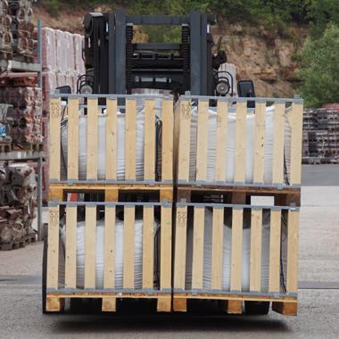 Big-Bag-Gestell - Macht Ihre Big bag Logistik effizienter und vielseitig