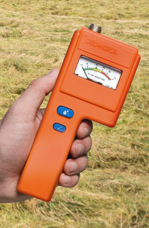 Hay moisture meter, F-6 - Agriculture