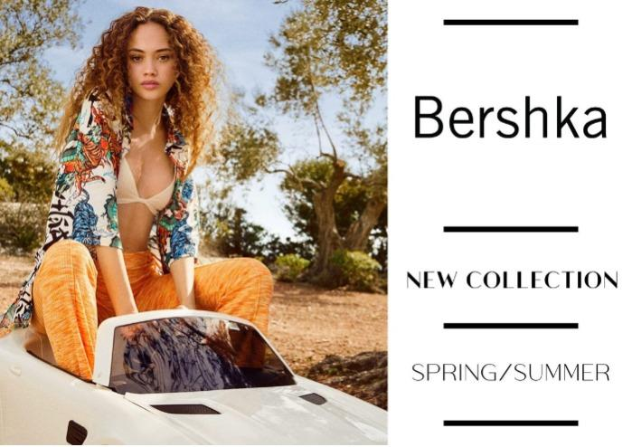 BERSHKA WOMEN'S SPRING/SUMMER COLLECTION - FROM 3,40 EUR / PC