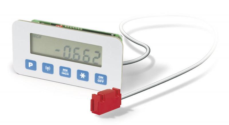 测量显示器 MA503WL - 测量显示器 MA503WL, 准绝对值式,独立电源 LCD 显示器,对 RTX500 无线电传输