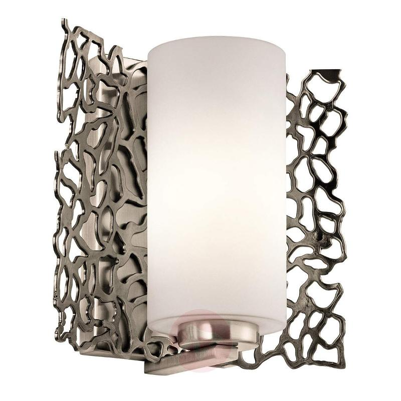 Extravagantly-designed wall light Silver Coral - Wall Lights