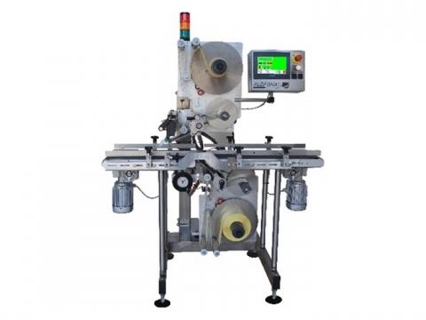 Automatische etiketteermachines - Etiketteermachine Boven Onder EDD