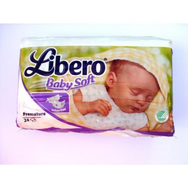 Langes LIBERO: 2 à 4 Kg - Langes Libéro Prématuré 2 à 4 Kg - null