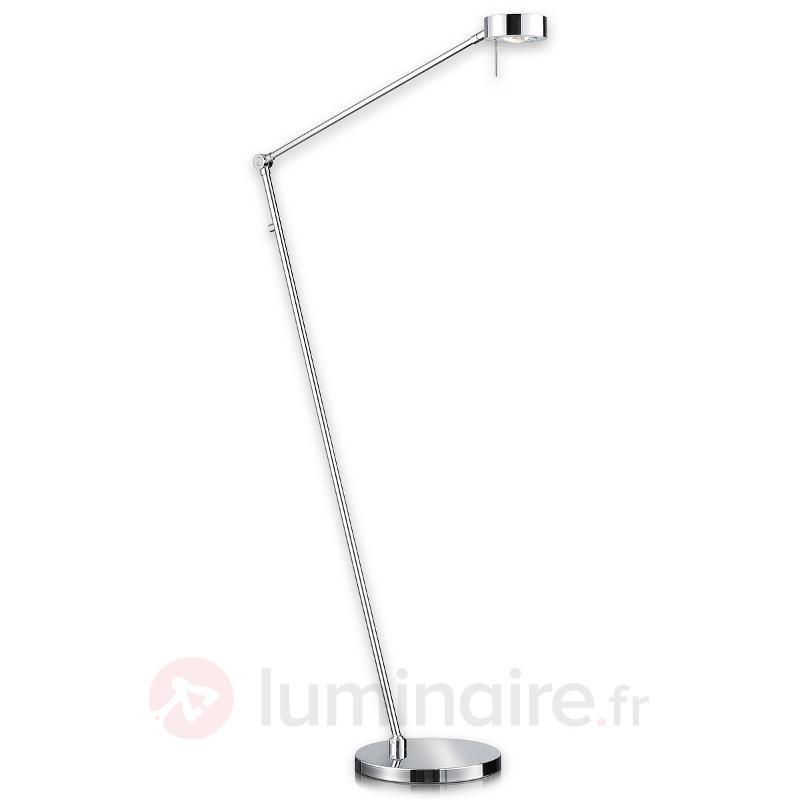Lampadaire LED filiforme Elegance 3 articulations - Lampadaires LED