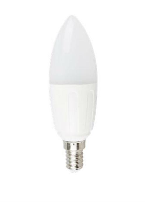 Lampadine LED E14 - 9W opaca 3000/6400K 675/720lm