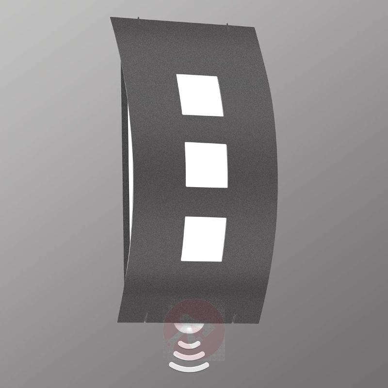Graal Subtle Exterior Wall Lamp - Wall Lights with Motion Sensor