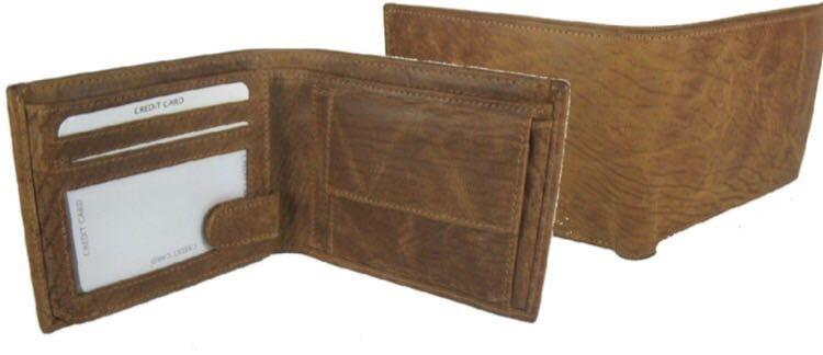 MENS LEATHER BIFOLD WALLET - MENS LEATHER BIFOLD WALLET FOR MEN