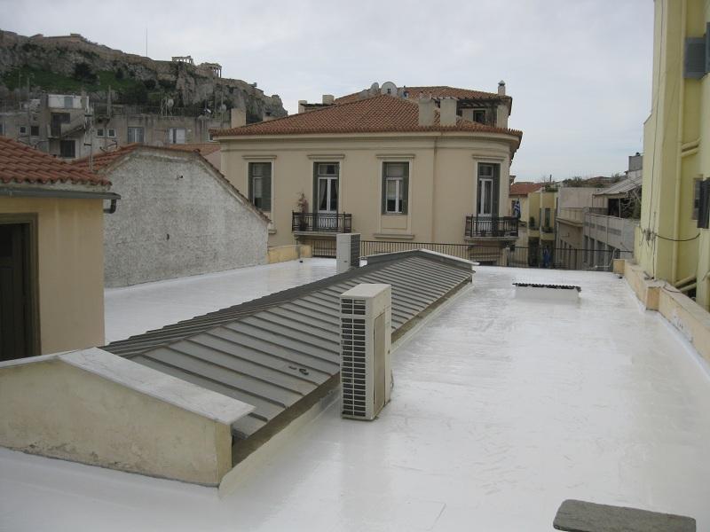 Waterproofing Coatings  - Pu based waterproof liquid membrane