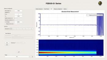 Distributed sensing system FEBUS G1-R - null