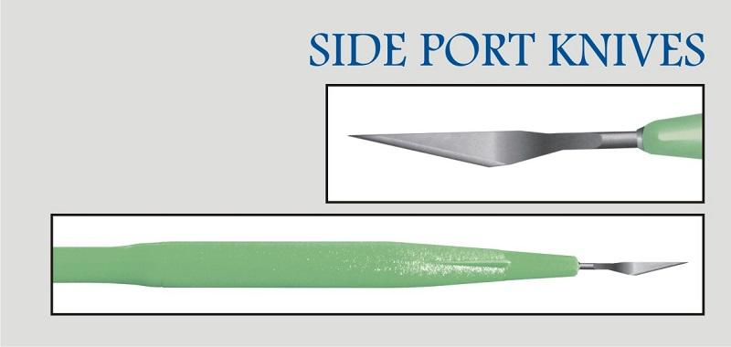 Sideport Knives - Stab Knives