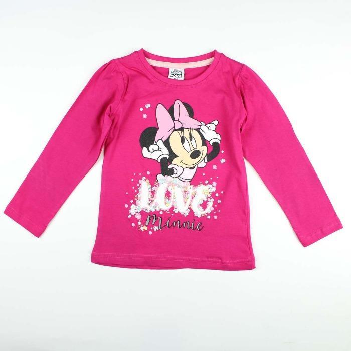 Importatore Maglietta a maniche lunghe Minnie  - Maglietta a maniche lunghe