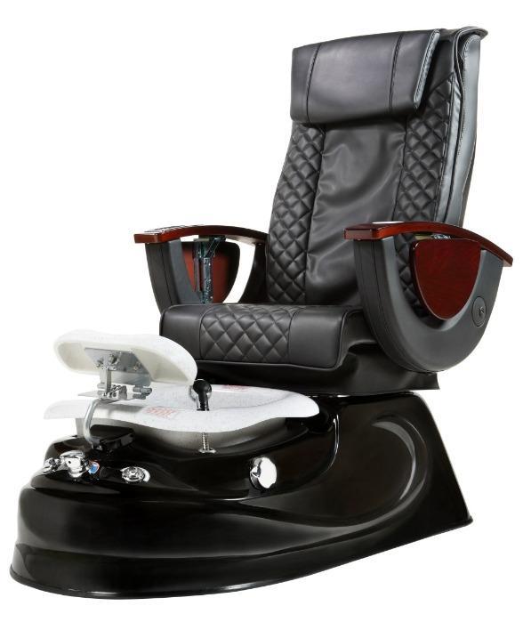 HK pipless pedicure spa  - Certificated UL . CE foot spa