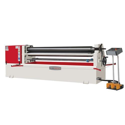 Akyapak ASM - Plate Roll Machine - Akyapak ASM - 3 Rolls Asymetical Plate Roll Machine