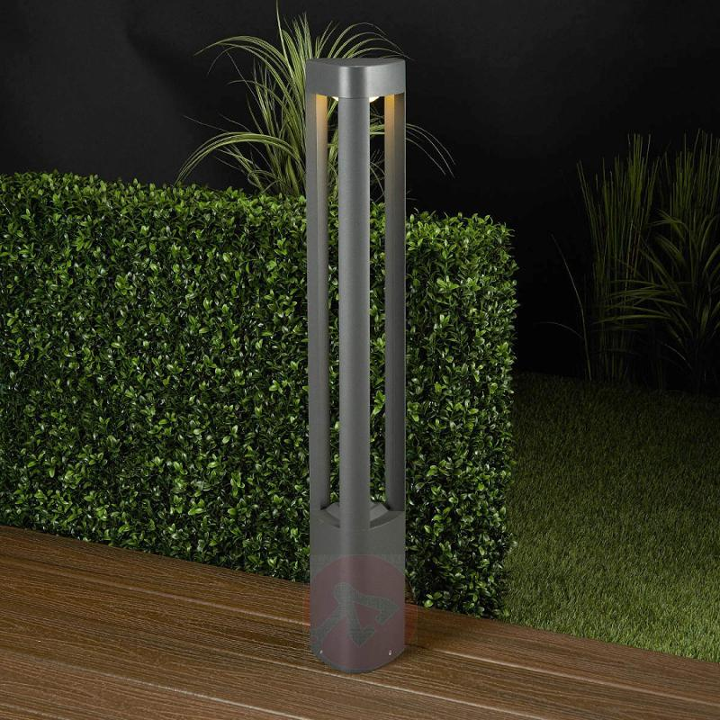 Nanna Aluminium Path Lamp with LEDs - outdoor-led-lights