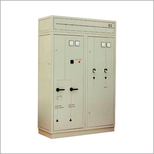 Control cabinets -