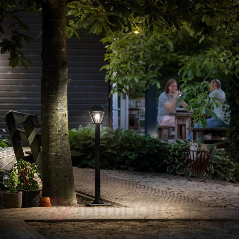 Borne lumineuse en forme de lanterne Alpenglow - Toutes les bornes lumineuses