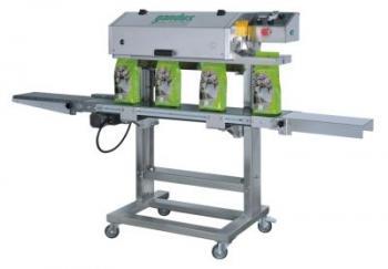 Half-automatische lasmachines - Rotary sealing machine: RO 3003