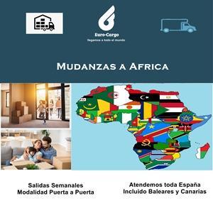 Mudanzas a Africa - Servicio de Mudanzas desde España