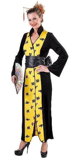 Robe longue de Chinoise - Articles de fête et Carnaval