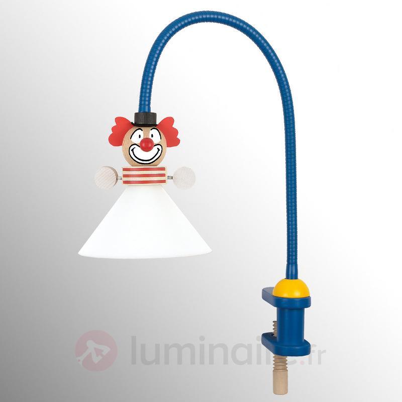 Lampe à mâchoire Clown - Chambre d'enfant