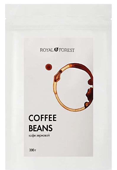 Coffee beans - Natural roasted coffee beans